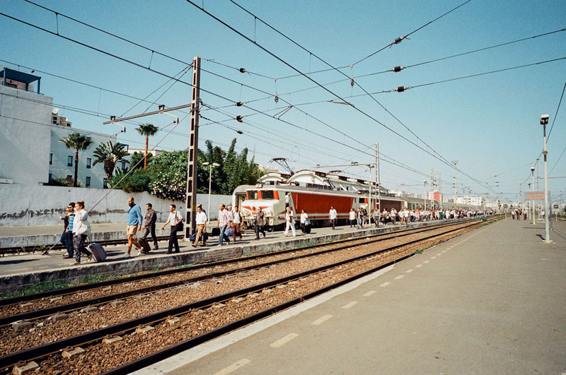 Casablanca Train Station