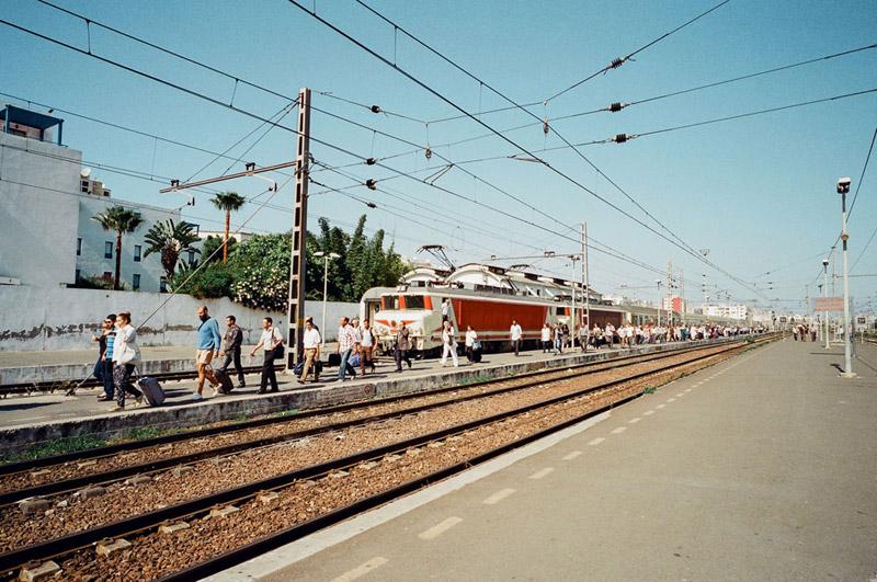 Casablanca Train Station