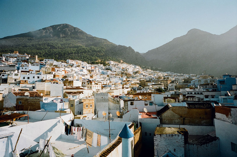 Chefchaouen Landscape Photo, Chaouen