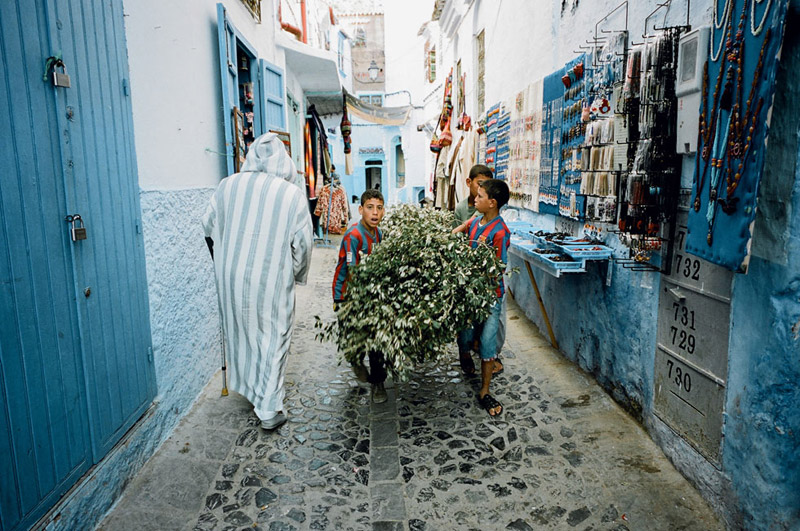 Blue City Chefchaouen, Chaouen