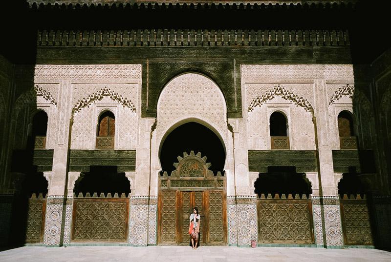 Bou Medersa Inania, Fes, Fez