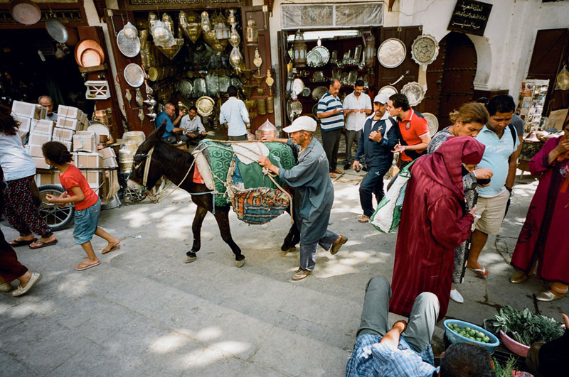 Shopping in Fes, Fez, Morocco Travel Guide