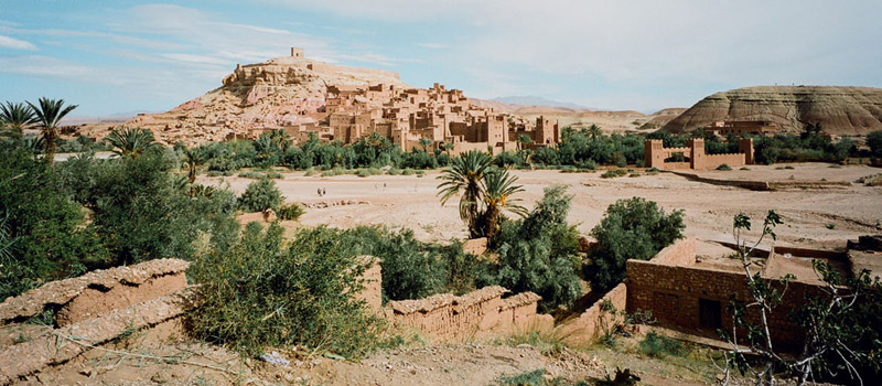 Ait Benhaddou, World Heritage Sites in Morocco, UNESCO, Kasbah, Must See Places
