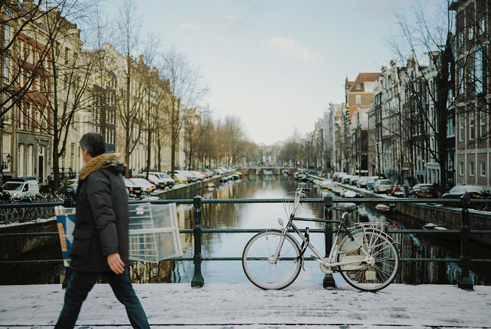 Amsterdam Cycling Culture