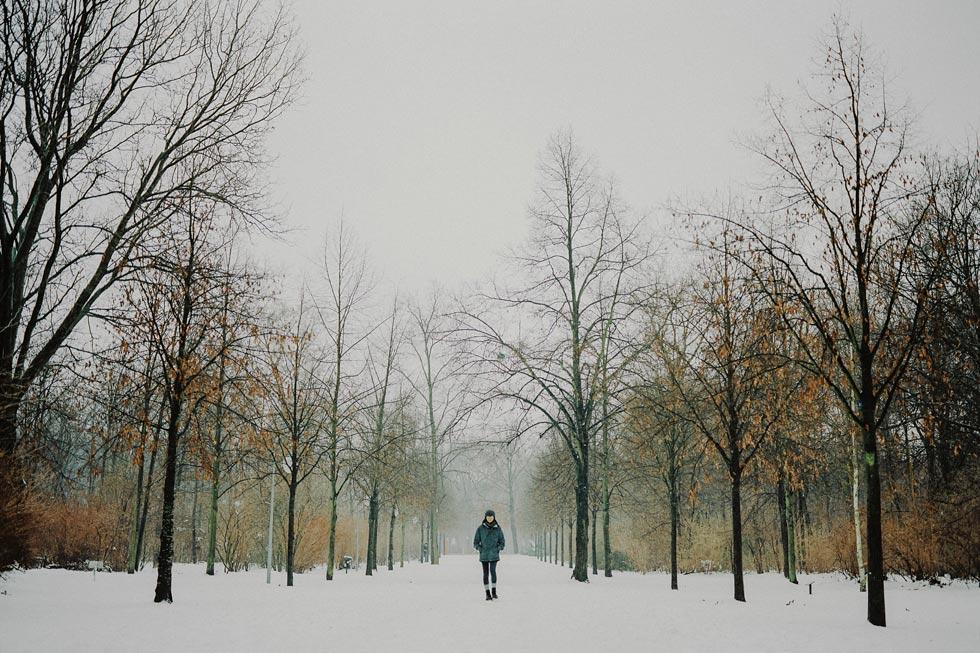 Parks in Berlin