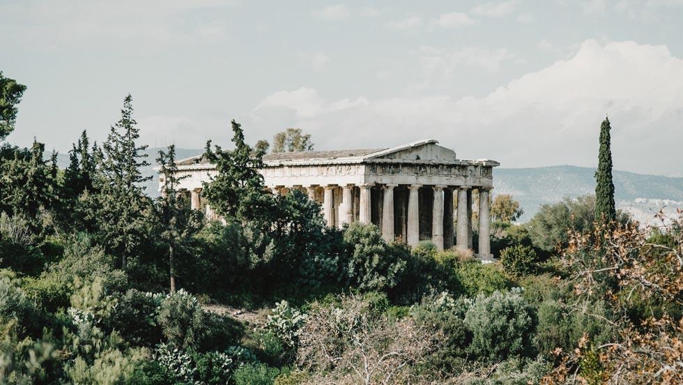 Acropolis, Athens Sights