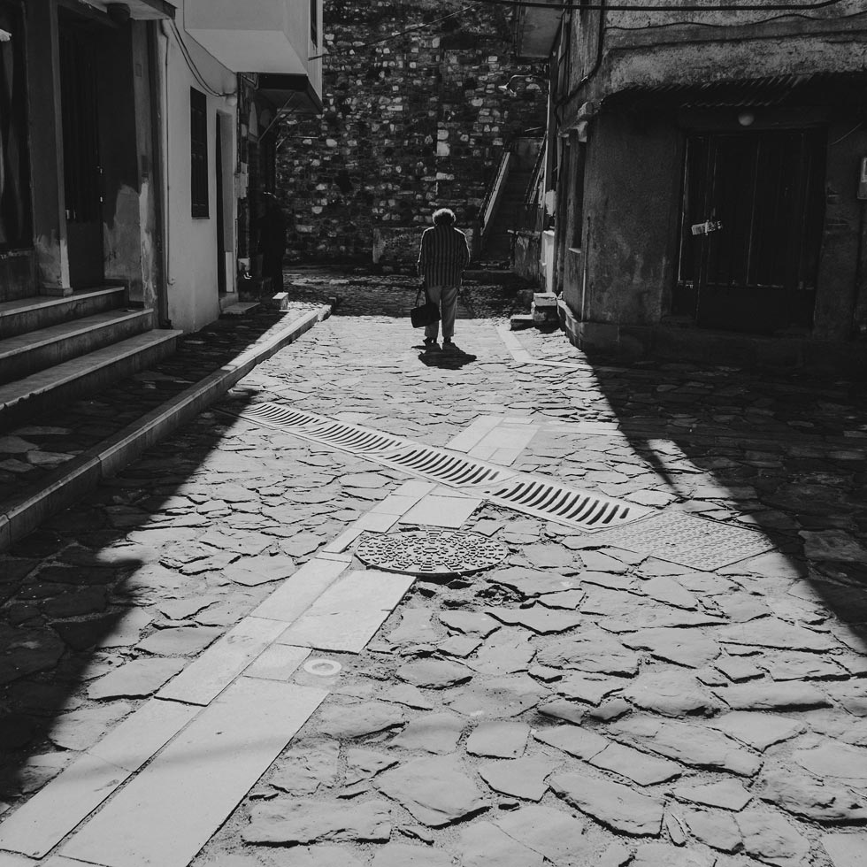 Chios Greece Street Photography
