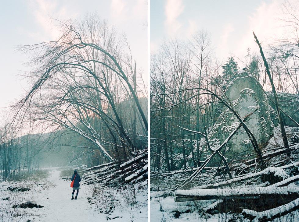Poland in Winter