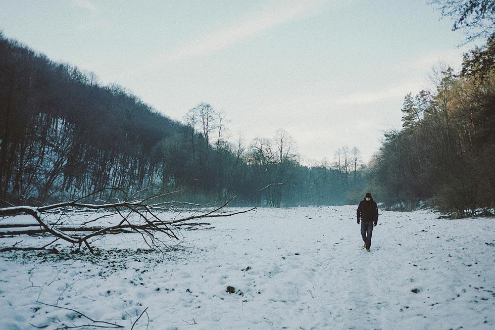 Winter Hiking Poland
