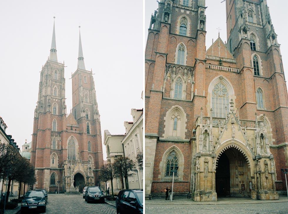 Traveling in Krakow