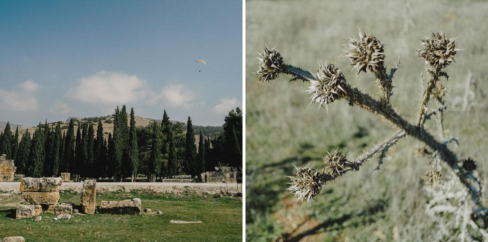 Hierapolis Turkey Travel Photos
