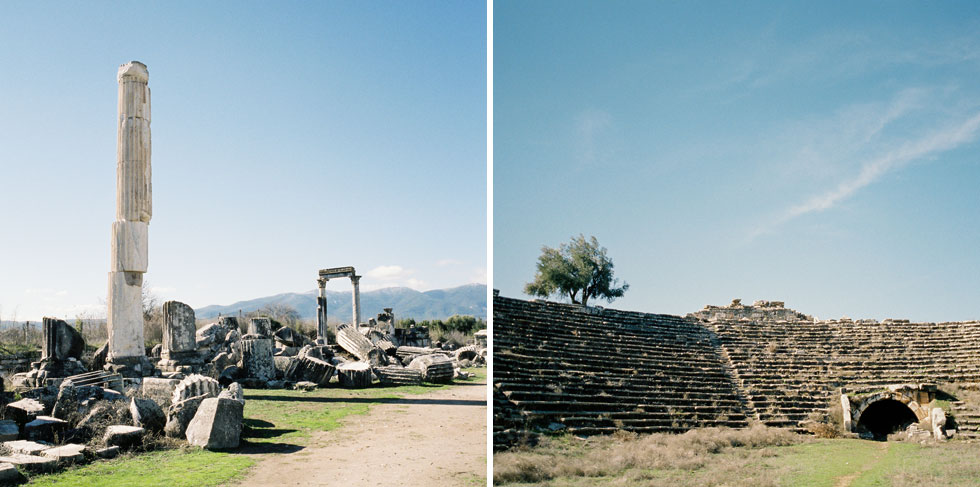 Aphrodisias Turkey Photos