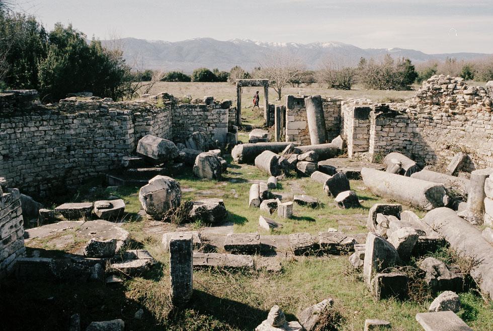 Aphrodisias Turkey Photos