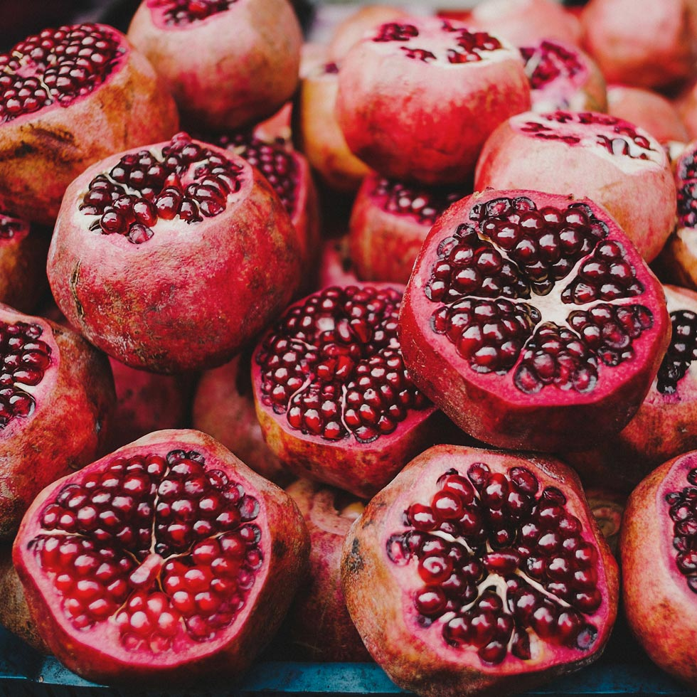 Pomegranates, Food in Turkey