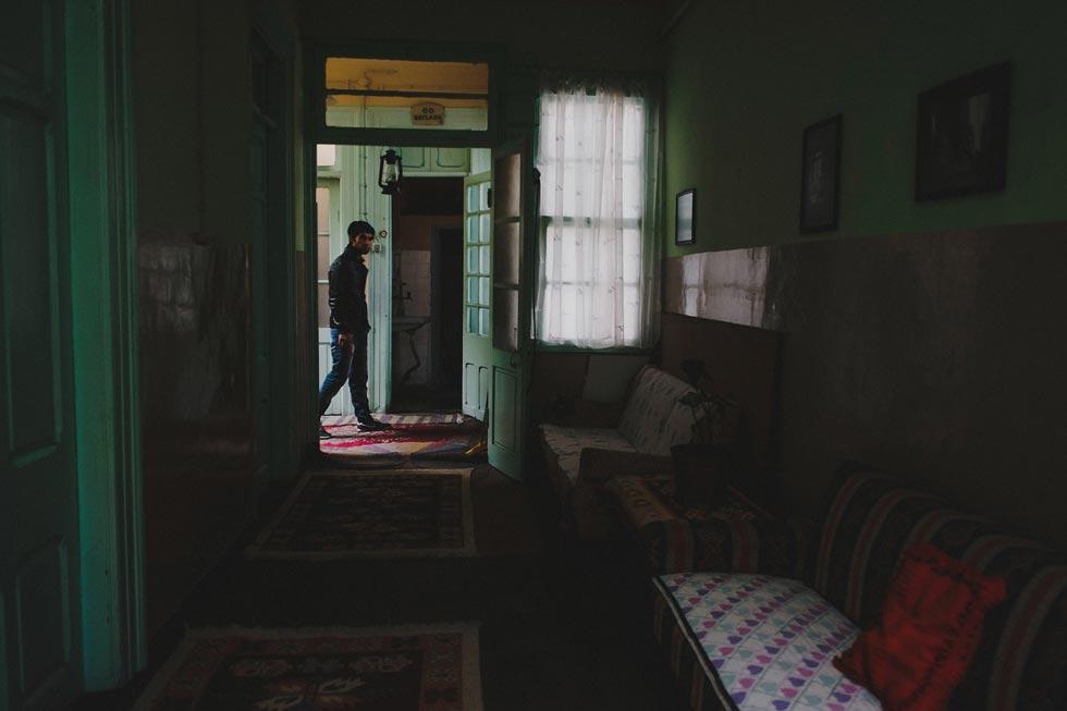 Oldest Hotel in Izmir Turkey