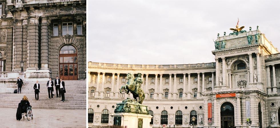 Buildings in Vienna, Vienna Wedding Photographer