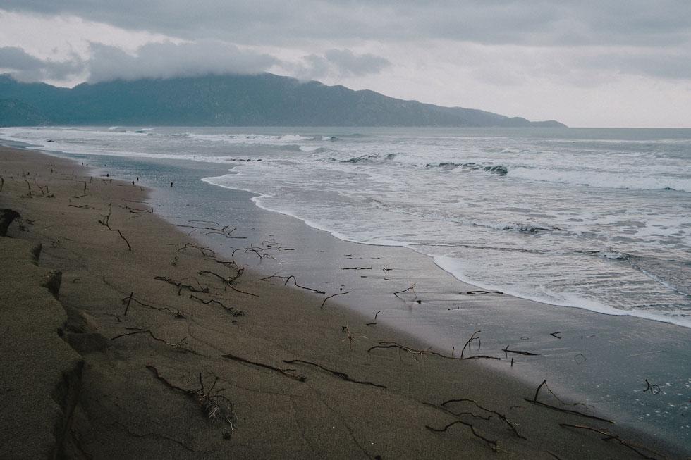 Barren Beach Iztuzu Dalyan