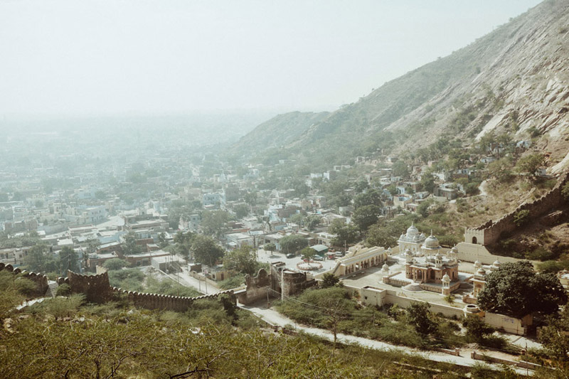 View of Jaipur Rajasthan