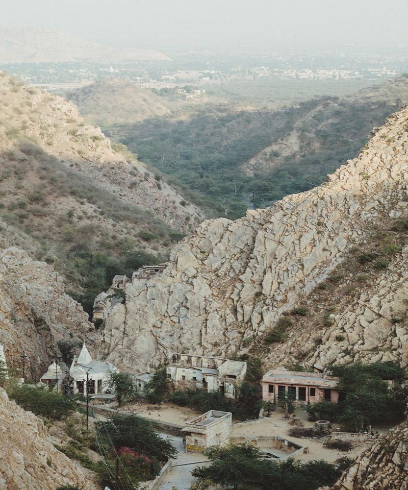 Jaipur Countryside