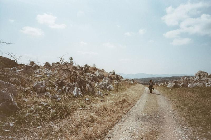 Tomasz Wagner, Akiyoshidai Plateau, Karst Landscape, Hikes in Japan, Yamaguchi Prefecture, Chugoku Region