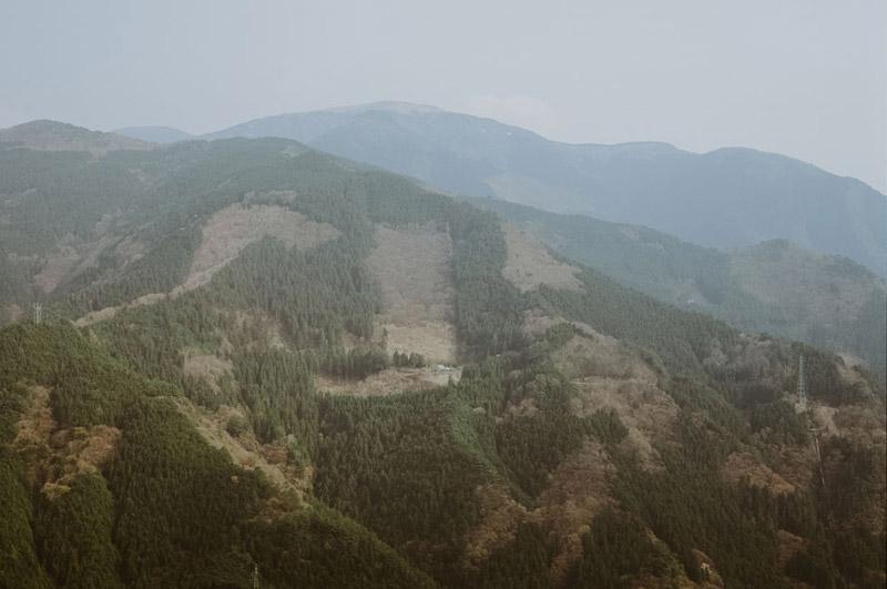 Tomasz Wagner, Iya Valley, Shikoku, Tokushima Prefecture, Japanese Mountain Valleys