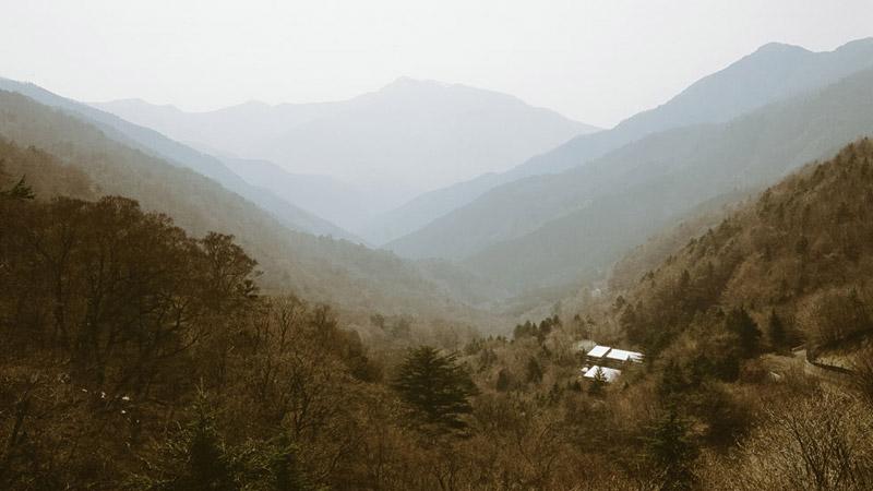 Tomasz Wagner, Iya Valley Vine Bridges, Oku-Iya Kazurabashi Bridges, Shikoku, Tokushima Prefecture
