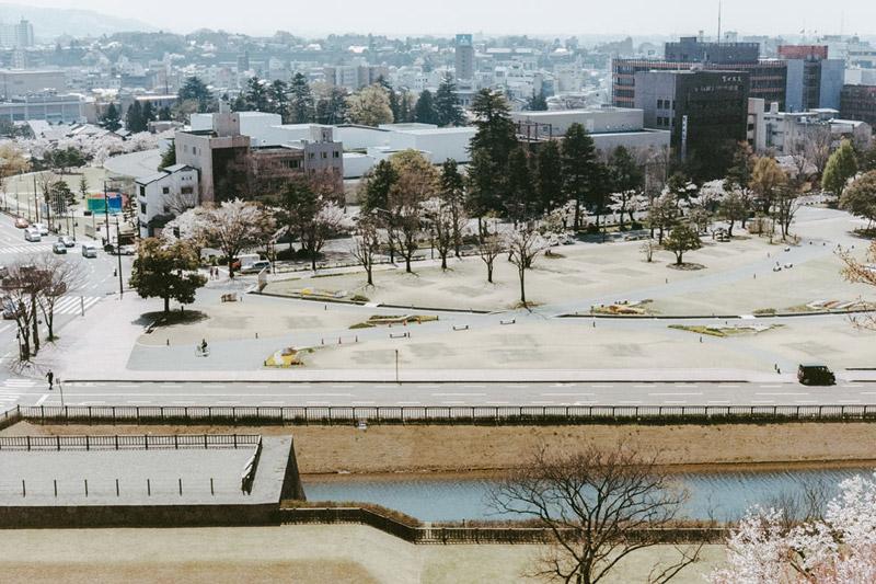 Kanazawa, Tomasz Wagner, Spring in Japan, Contax G2, Japan 35mm Film Photography