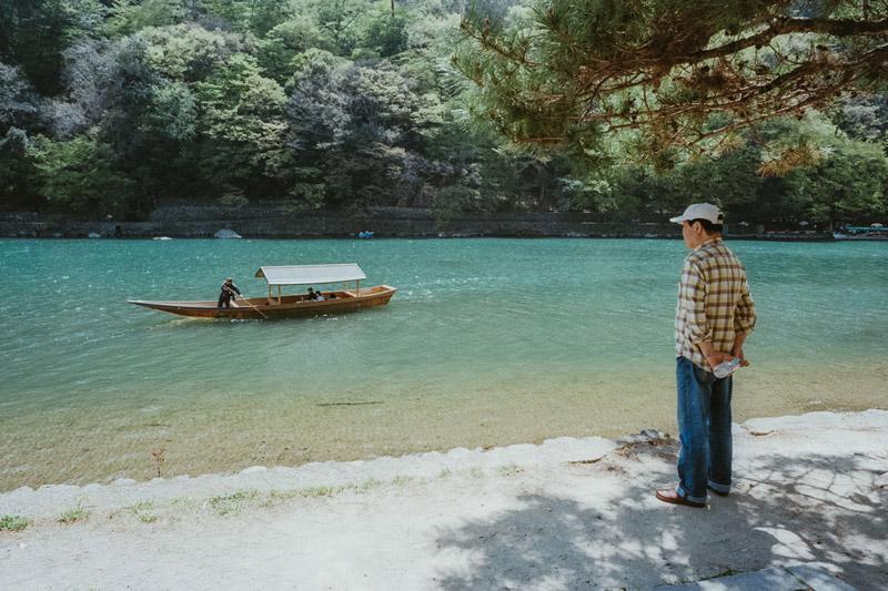 Arashiyama, Tomasz Wagner, Kyoto, Contax G2, Japan 35mm Film Photography