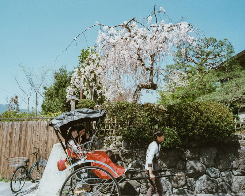 Kyoto, Tomasz Wagner, Japan Street Photography, Contax G2, Japan 35mm Film Photography