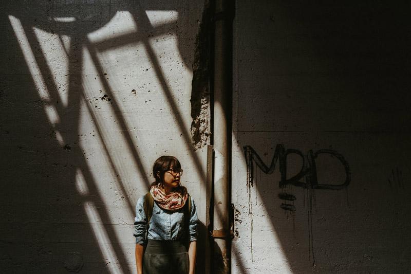 Amy Tran, Tomasz Wagner, Tokyo, Contax G2, Japan 35mm Film Photography