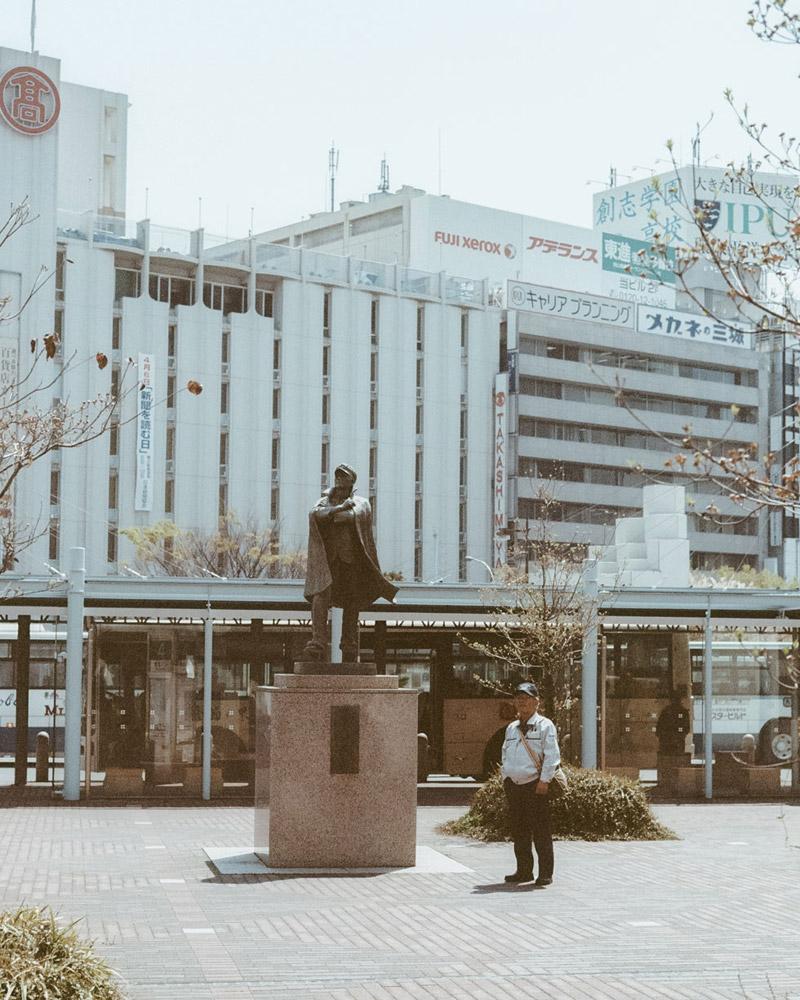 Tomasz Wagner, Kurashiki, Street Photography in Japan, Okayama