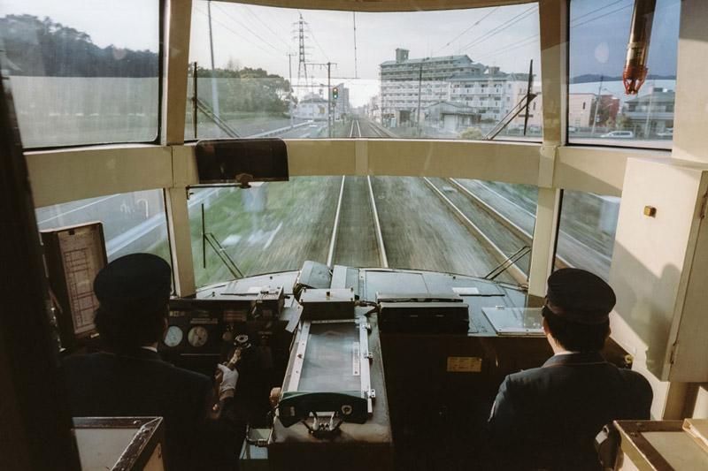 Tomasz Wagner, Train Travel in Japan, Traveling Around Kyushu, Japanese Transportation