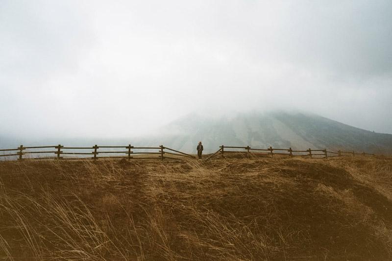Tomasz Wagner, Mt Aso, Mount Aso, Kusasenri, Kumamoto