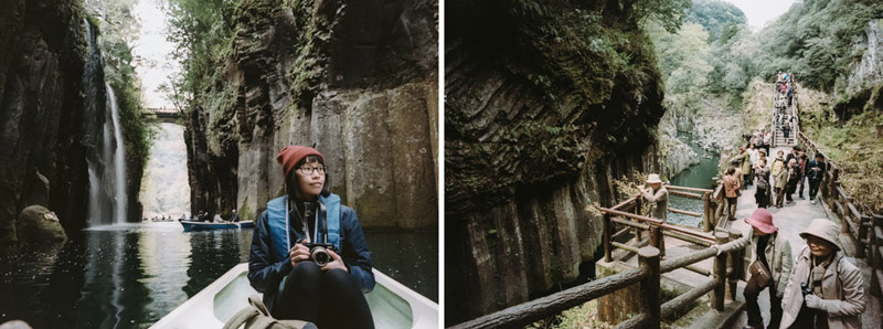 Tomasz Wagner, Takachiho Gorge, Miyazaki Prefecture, Gokase River
