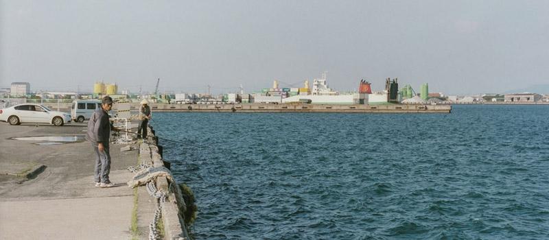 Kagoshima Port, Kyushu Travel Blog, Tomasz Wagner