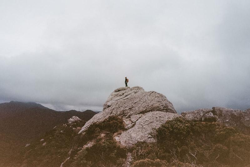 Mount Kuromi Dake View, Yakushima Hikes, Tomasz Wagner