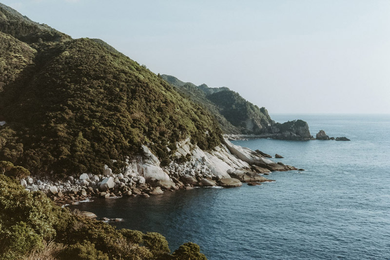 Yakushima Shoreline, Japan Road Trip Guide, Tomasz Wagner