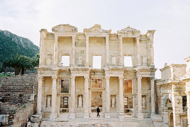 Ephesus Turkey Photos, Tomasz Wagner Photography