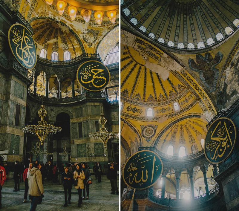 Hagia Sophia Photos, Tomasz Wagner Photography