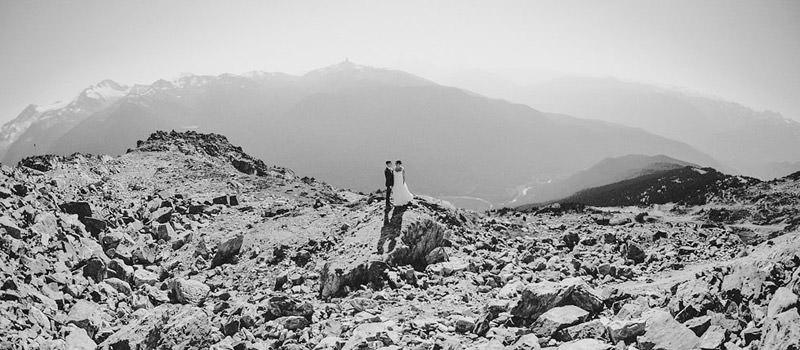 Weddings Whistler Mountain
