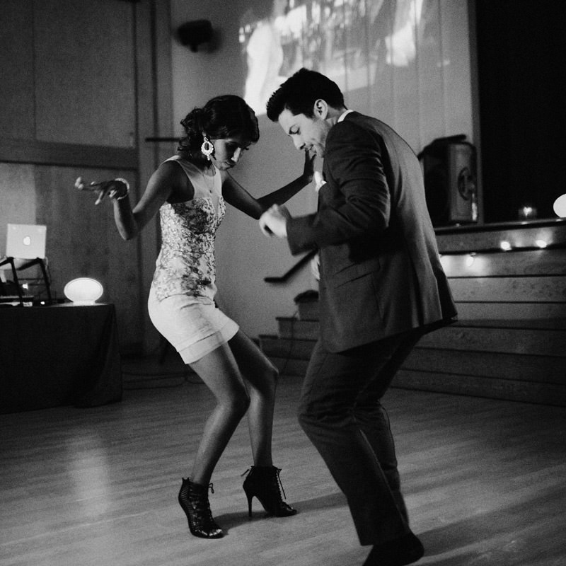 pulp fiction inspired first dance