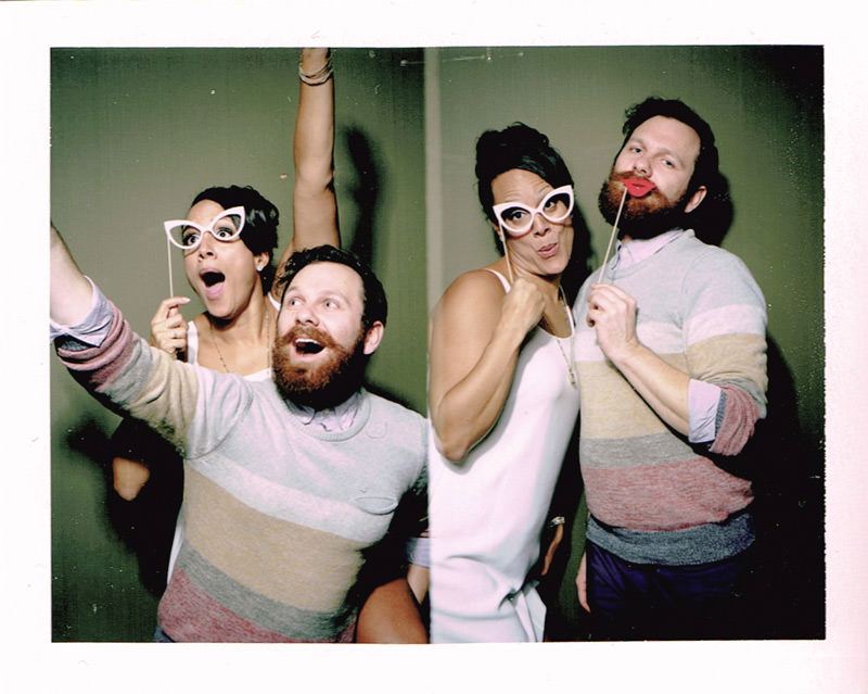 polaroid photobooth rental in vancouver