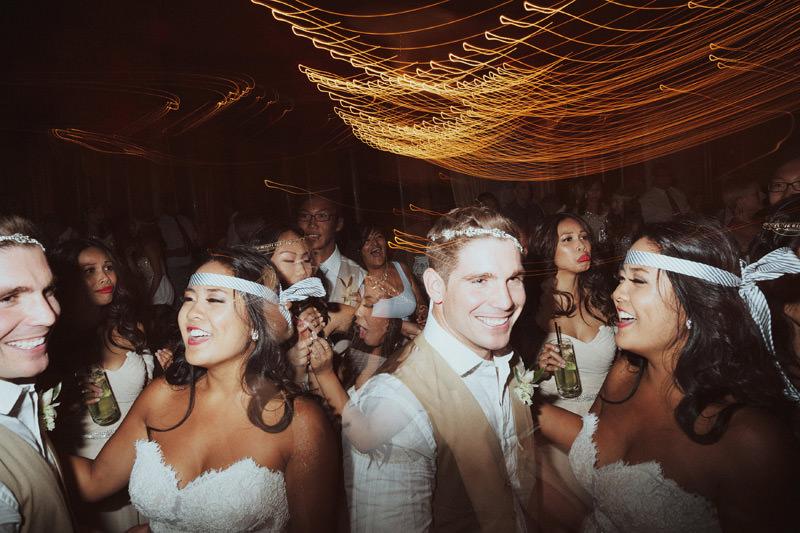 fun wedding receptions in vancouver