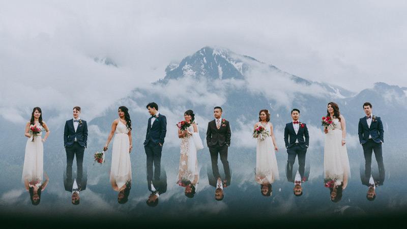 best pemberton wedding photographers