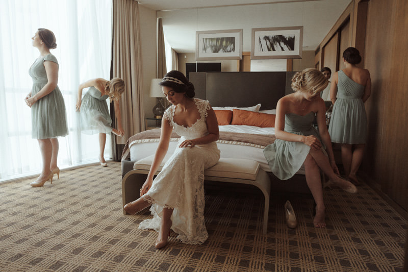 weddings at loden hotel vancouver