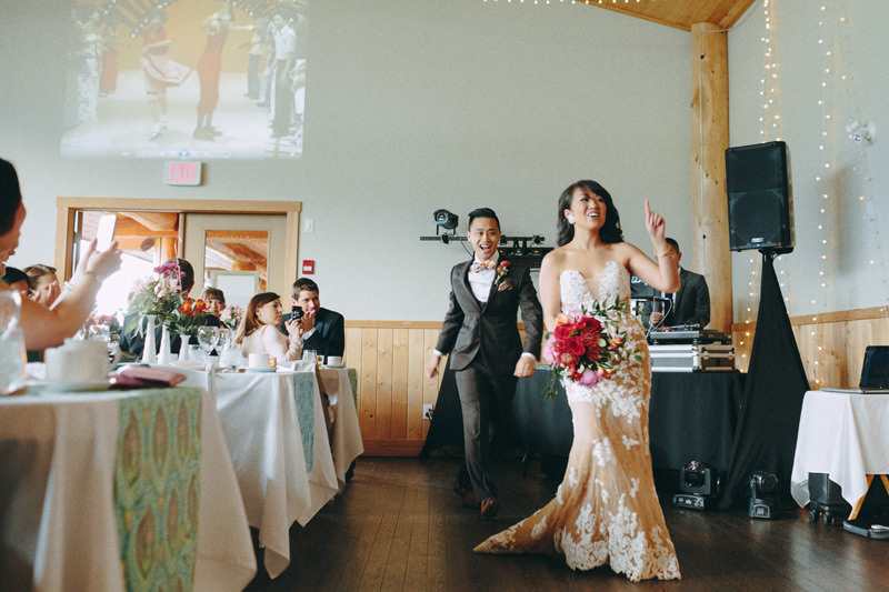 best rustic wedding venues in the fraser valley