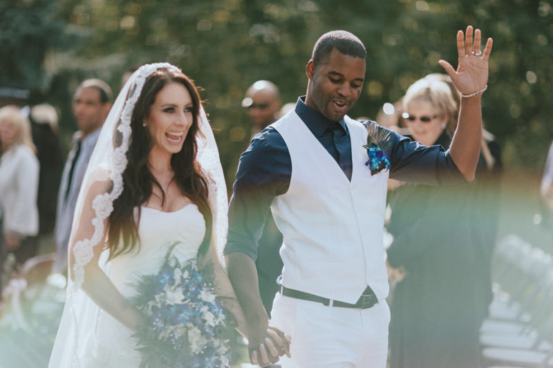 best groom reactions after ceremony