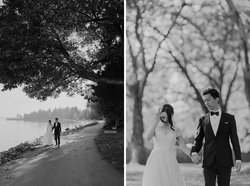 eloping in vancouver in autumn