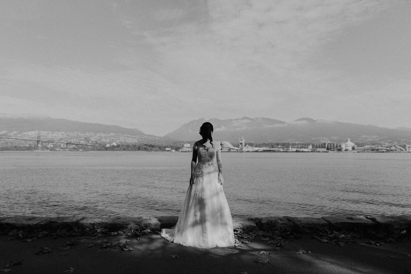 documentary elopement photographers in vancouver