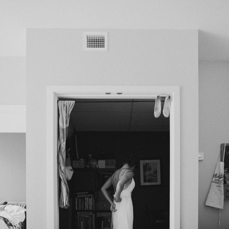 Bride Getting Ready, Vancouver Documentary Wedding Photographer